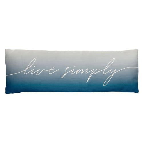 Live Simply Pillow