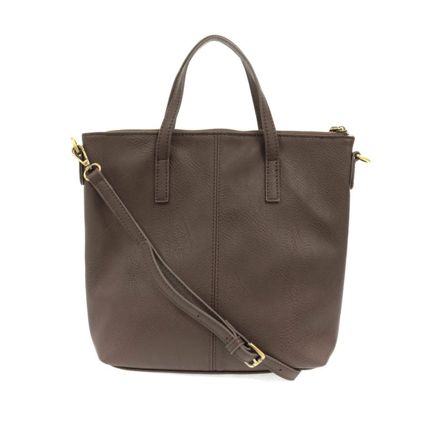 Kim Top Zip Medium Tote Bag