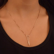Trifecta Necklace