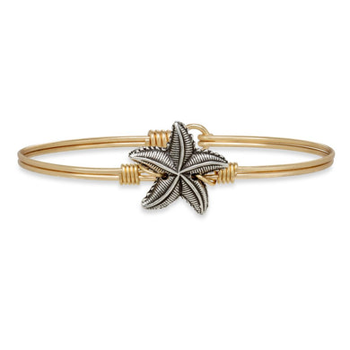 Luca and Danni Starfish Bangle Bracelet