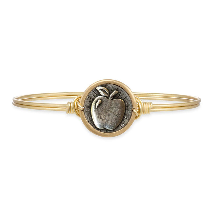 Luca and Danni Apple Bangle Bracelet