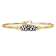 Luca and Danni Fur Mom Bangle Bracelet