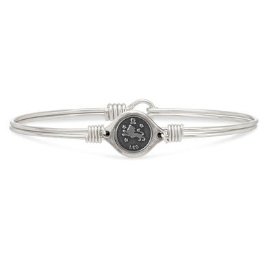 Luca and Danni Leo Zodiac Bangle Bracelet