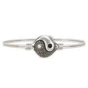 Yin Yang Bangle Bracelet