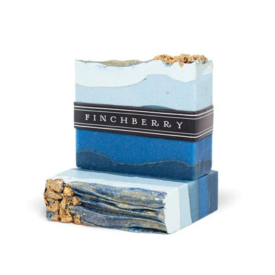 Finchberry Handcrafted Vegan Soap -Sapphire