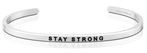 Stay Strong MantraBand