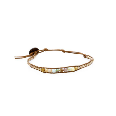 Sandy Cheeks Single Wrap Bracelet