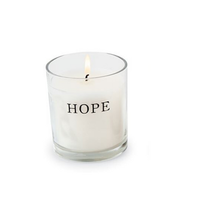 Hope Candle in a Bag
