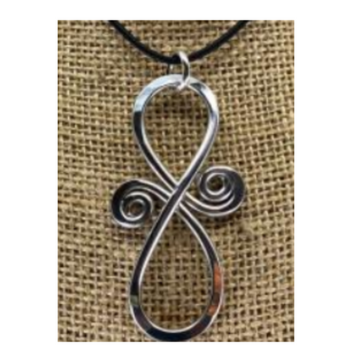 The Artist Jay Infinity Meaning Pendant Necklace