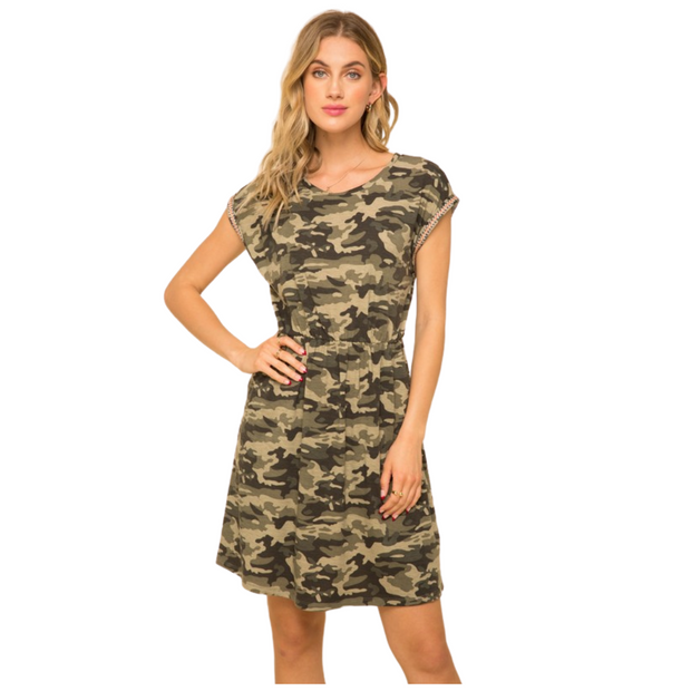 Camo Cutie Dress