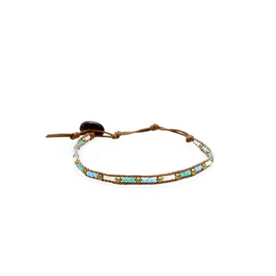 Wind n' Sea Single Wrap Bracelet