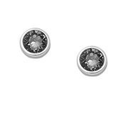 Tiny Swarovski Stud Earrings