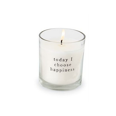 Happiness Candle in a Bag
