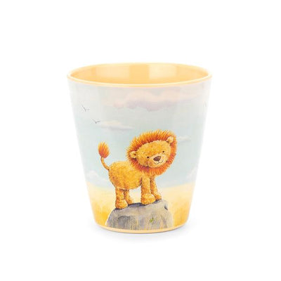 The Very Brave Lion Cup