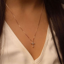 Believe Cross Necklace