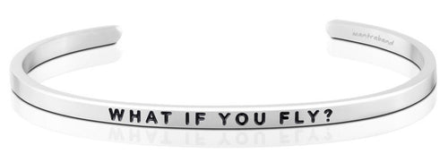 What If You Fly MantraBand
