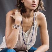 Scout Curated Wears Stone Wrap- Labradorite