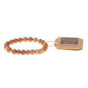 Scout Curated Wears Stone Bracelet - Petrified Wood