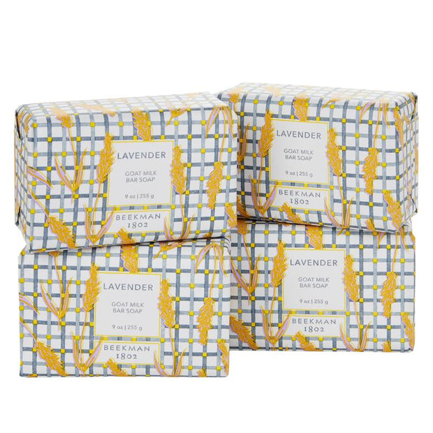 Beekman 1802 Lavender Bar Soap