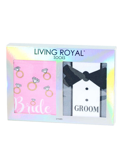 Bride & Groom Gift Set