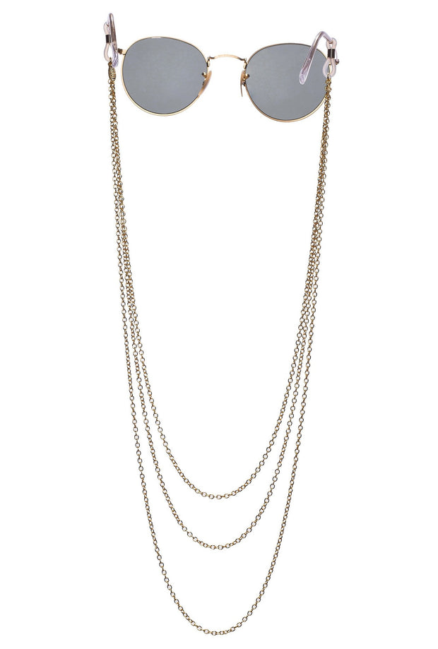Chain Lace Mask / Sunglass Chain
