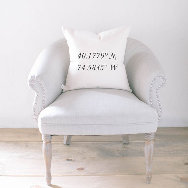 Cheshire Coordinates Pillow