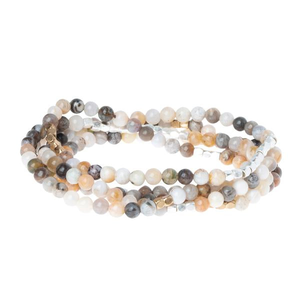 Scout Curated Wears Stone Wrap- Mexican Onyx
