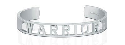Warrior Statement Bracelet