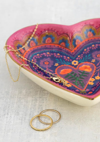 Heart Trinket Bowl