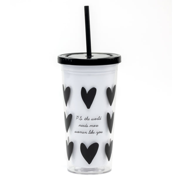 You Are Beautiful Drink Tumbler