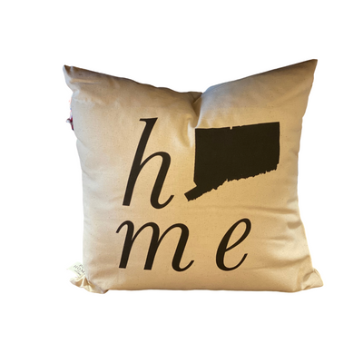 CT Home State Pillow