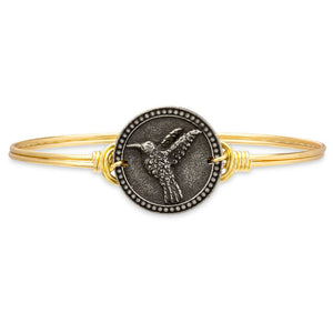 Hummingbird Bangle