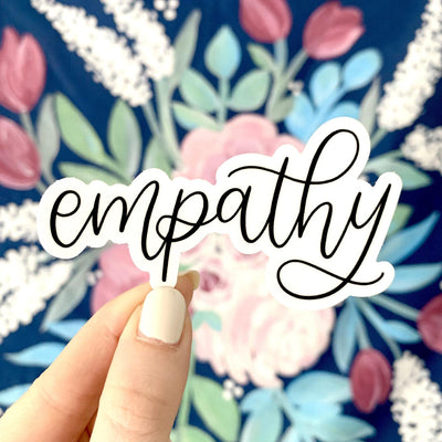 Empathy Sticker