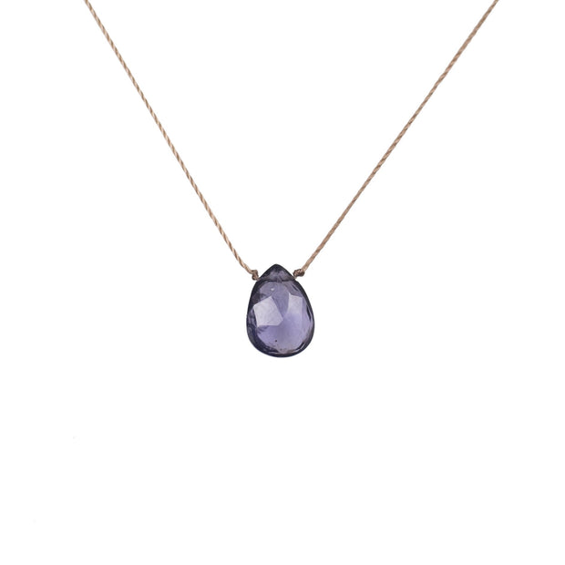 Soulku Iolite Luxe Necklace for Living Your Dreams