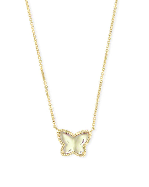 Lillia Butterfly Pendant Necklace