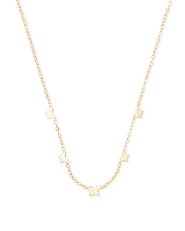 Lillia Butterfly Strand Necklace
