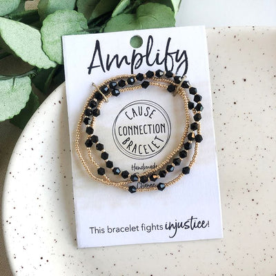 Cause Connection Amplify Bracelet