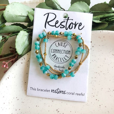 Cause Connection Restore Bracelet