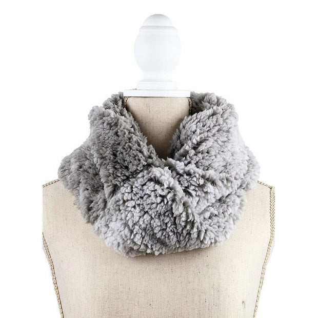Cozy Sherpa Snood