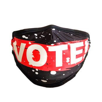 Fydelity Vote Face Mask