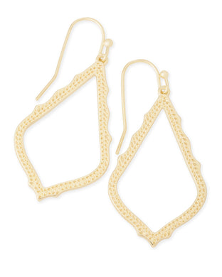 Sophia Open Drop Earrings
