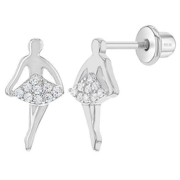 Dancer Ballerina Earrings