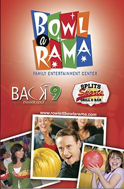 Bowl A Rama Family Entertainment