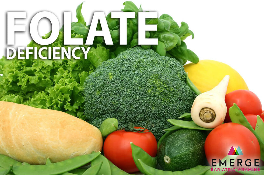 Signs and Solution for Folate Deficiency After Bariatric Surgery