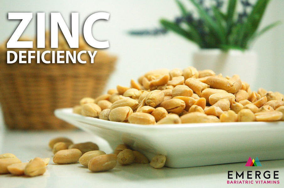 Signs and Solution for Zinc Deficiency After Bariatric Surgery