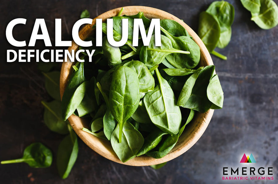 Signs and Solution for Calcium Deficiency After Bariatric Surgery