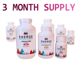 3 Month Supply - Chewable Bariatric Vitamins