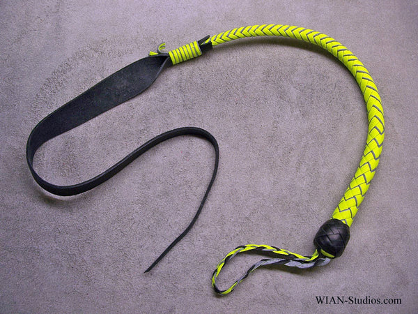Dragon Quirt or Serpent's Kiss, Neon Yellow