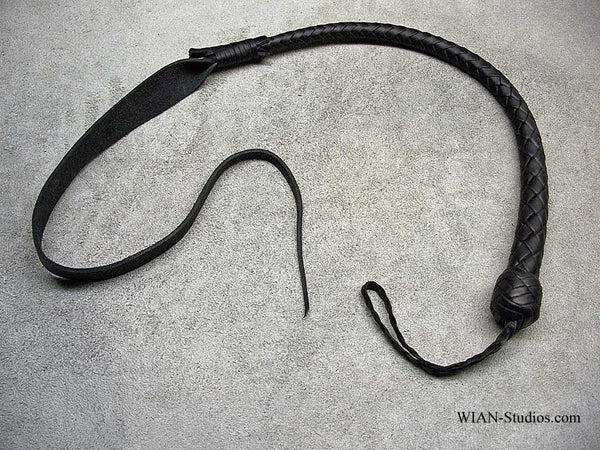 Dragon Quirt or Serpent's Kiss, All Black