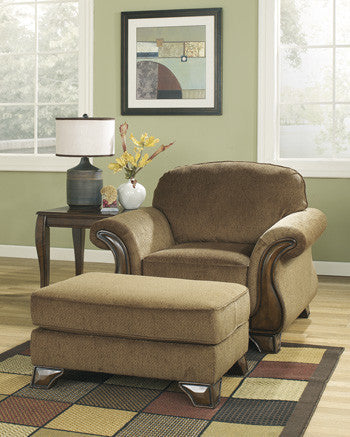Montgomery-Mocha Chair